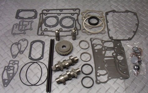 Parts for Harley Davidson